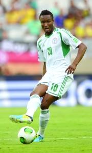 •Mikel Obi of Nigeria