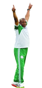 •Big Boss, Stephen Keshi, the jinx breaker