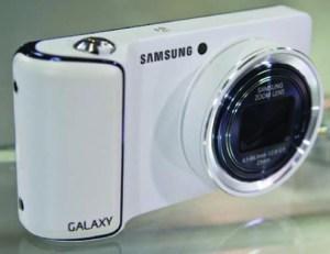 •Samsung Galaxy camera