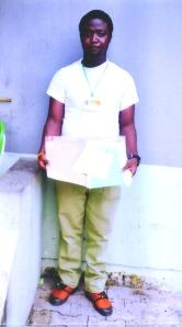 The fake NYSC member, Opeyemi Ajala