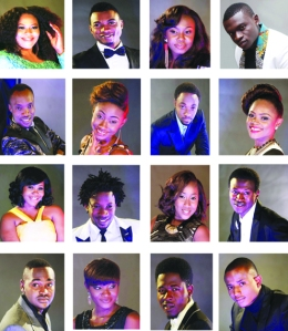 Project Fame contestants