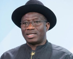 •Goodluck Jonathan