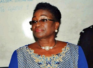 Commissioner, Ministry of Science and Technology, Dr. (Mrs) Elizabeth Obot