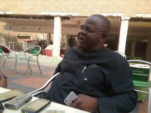 Elder Ben Udobia