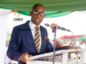 Hon. Onofiok Luke, Speaker, Akwa Ibom House of Assembly