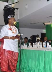 Gov Udom Emmanuel, the Executive Governor of Akwa Ibom State