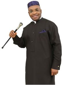 Governor Udom Emmanuel, Executive Governor of Akwa Ibom State