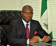 Mr. Akan Okon, Commissioner for Finance