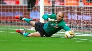 Super Eagles goalkeeper, Carl Ikeme