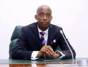 Rt. Hon. Barr Onofiok Luke, Speaker, Akwa Ibom State House of Assembly