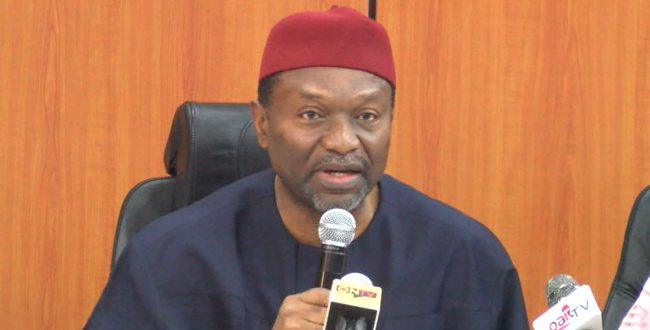 Senator Udoma Udo Udoma, Minister of Budget and National Planning
