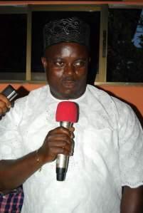 Mr Otuekong Eka