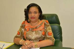 Director-General of National Council for Arts and Culture, Mrs Dayo Keshi