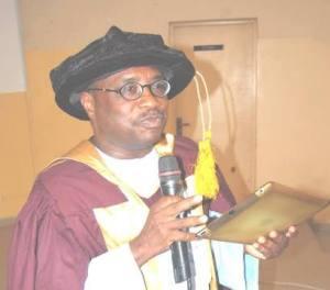 Prof. Abdallah Adamu, Vice Chancellor, NOUN