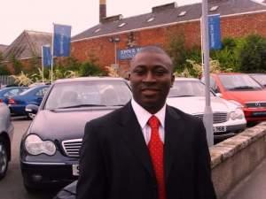 Obong Emmanuel Ukpong-Udo