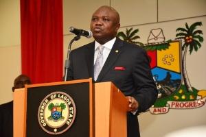 Mr. Akinwumi Ambode, Lagos State Governor